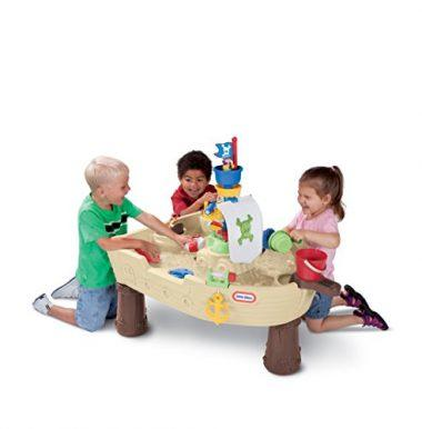 Little Tikes Anchors Away Pirate Ship Water Play Table