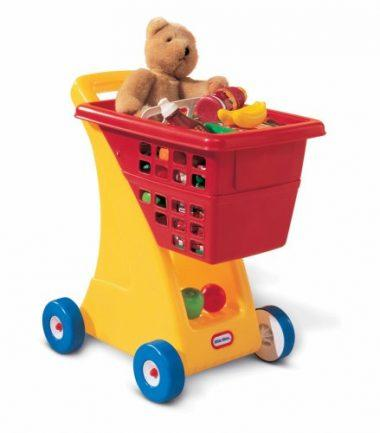 Little Tikes Shopping Cart – Yellow/Red