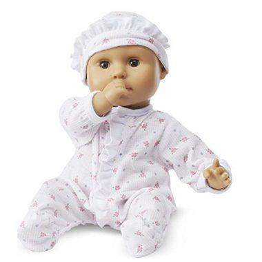 Mariana Baby Doll With Romper and Hat