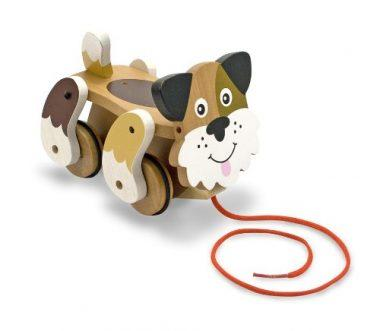 Playful Puppy Pull Toy by Melissa & Doug