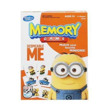 Memory Game Despicable Me Edition