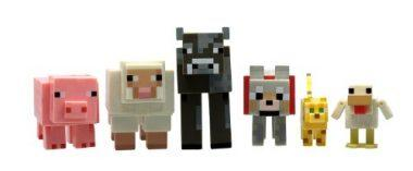 Minecraft Animal Toy
