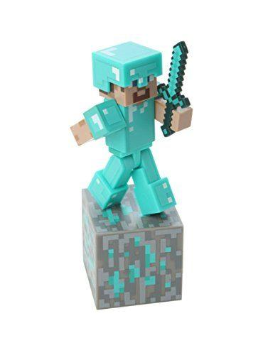 Diamond Steve Action Figure