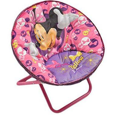 Minnie Mouse Toddler Saucer Chair
