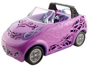Monster High Travel Scaris Convertible Vehicle