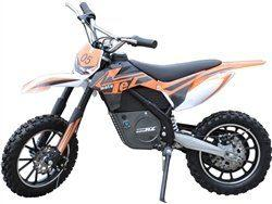 Moto Tec Electric Dirt Bike