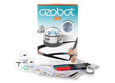 Ozobot 2.0 Bit Starter Pack, the Smart Robot Toy