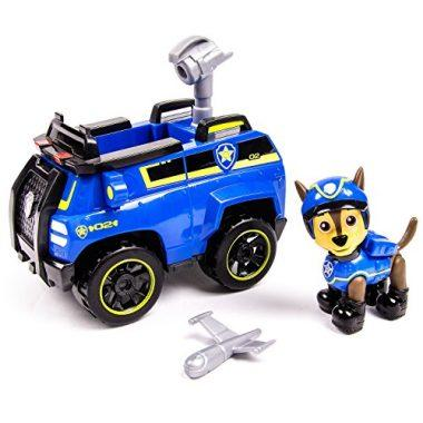 Chase's Spy Cruiser, Vehicle and Figure
