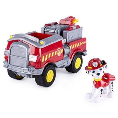Paw Patrol – Marshall's Forest Fire Truck Vehicle – Figure and Vehicle