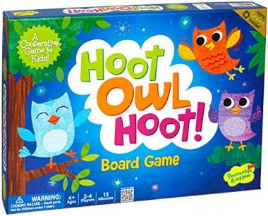 Peaceable Kingdom Hoot Owl Hoot
