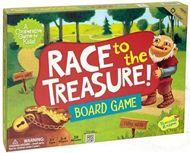 Kingdom Race to the Treasure!