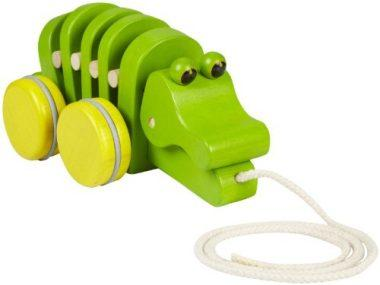 Dancing Alligator by Plan Toys