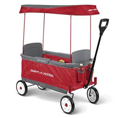 Kid's Ultimate EZ The Best Folding Wagon Ride On