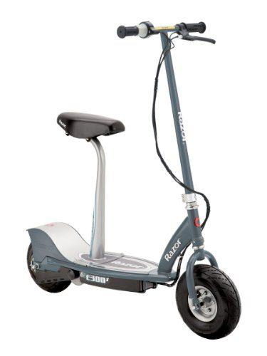 Seated E300S Electric Scooter