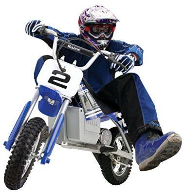 Dirt Rocket Motocross Bike