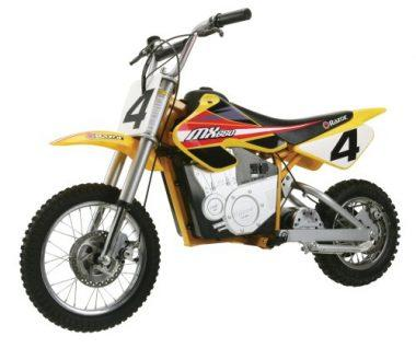 MX650 Electric Motocross Bike
