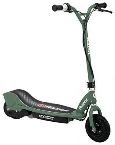 RX200 Off-Road Scooter