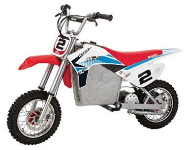 McGrath Dirt Rocket Motocross Bike