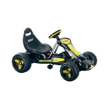 Black Stealth Pedal Powered Go-Kart by Lil' Rider