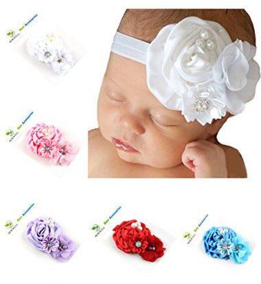 Roewell Baby-Girls' Hair Bows