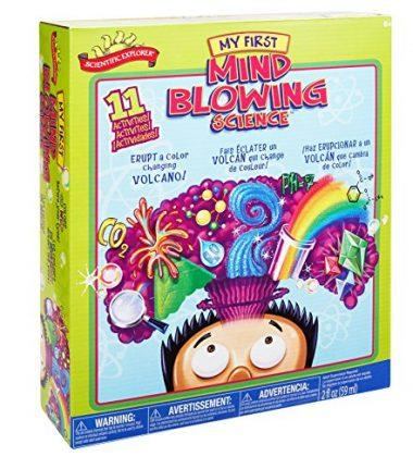 My First Mind Blowing Science Kit by Scientific Explorer