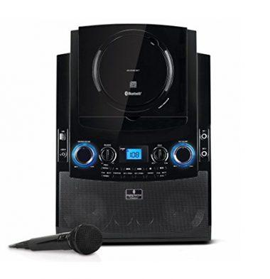 ISM990BT Bluetooth Karaoke System for iPad/iPhone by Singing Machine