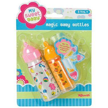 Toysmith Magic Baby Bottles
