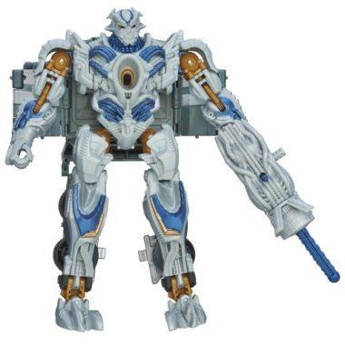 Age of Extinction Generations Voyager Class Galvatron Figure