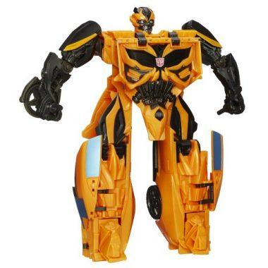 Transformers Age of Extinction 1-Step Bumblebee Figure