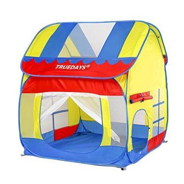 Truedays Kids Fun Play Tent Playhouse  sc 1 st  BornCute & Best Kids Play Tents Reviewed u0026 Rated In 2018 | Borncute.com