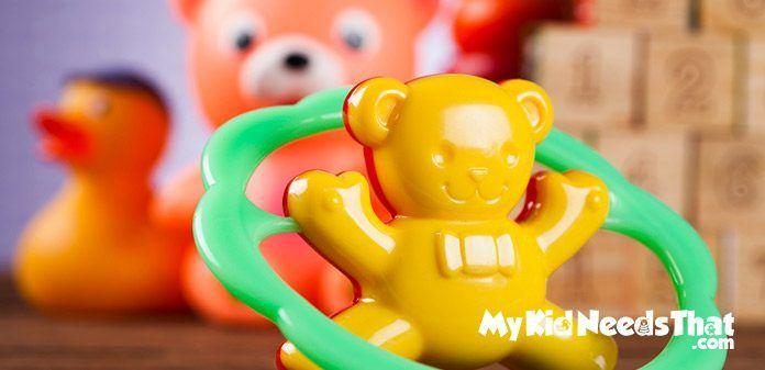 cleaning baby toys