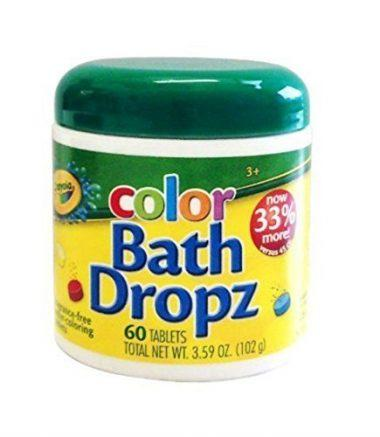 Toys & Child Crayola Color Bath Dropz