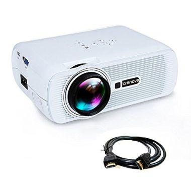 LED Video Home Projector
