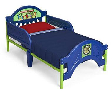 Delta Children Nickelodeon Ninja Turtles Toddler Bed