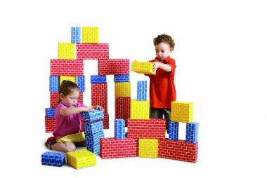 Edushape Corrugated Blocks