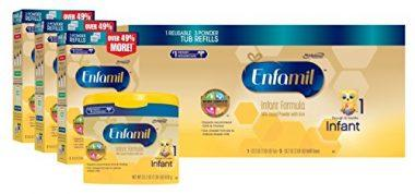 MeadJohnson Enfamil  Infant Baby Formula