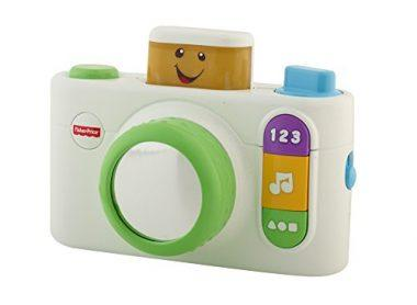 Fisher-Price Laugh & Learn Click 'n Learn Camera Toy