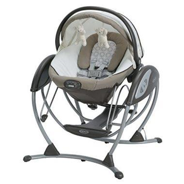 Graco Abbington Soothing System Glider