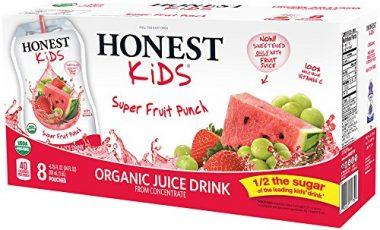 HONEST Kids Organic Juice Drink