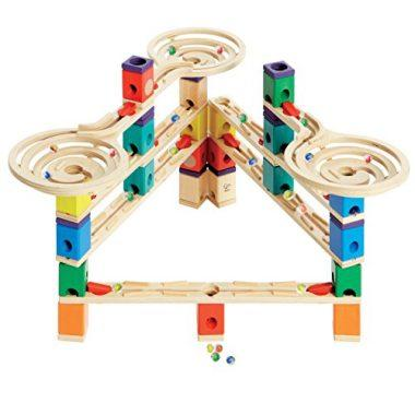 Quadrilla Wooden Marble Run