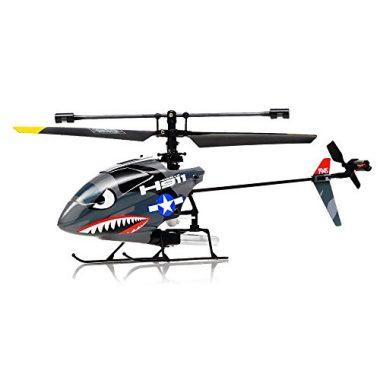 Hero RC H911 iRocket 4 Channel Fixed Pitch RTF Helicopter