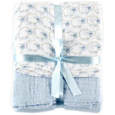 Muslin Swaddle by Hudson Baby