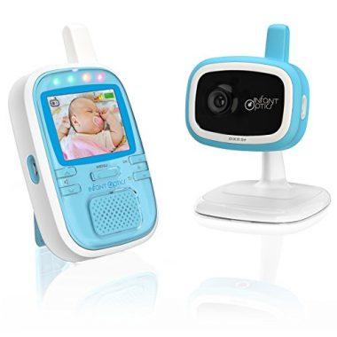 Infant Optics DXR-5+ Portable Video Baby Monitor