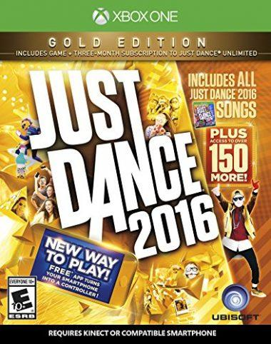 Just Dance 2016 (Gold Edition)