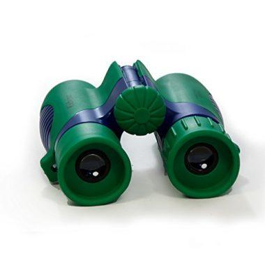 Kidwinz Shock Proof 8×21 Kids Binoculars Set