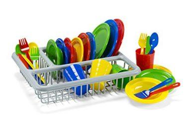 Kids Play Dishes