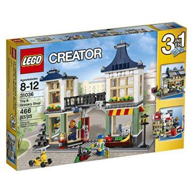 Creator Toy and Grocery Shop