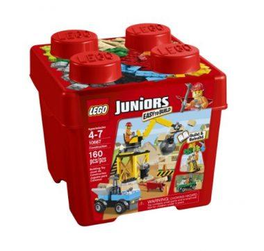 LEGO Juniors Easy to Build Construction