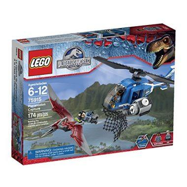 LEGO Jurassic World Pteranodon Capture Building Kit