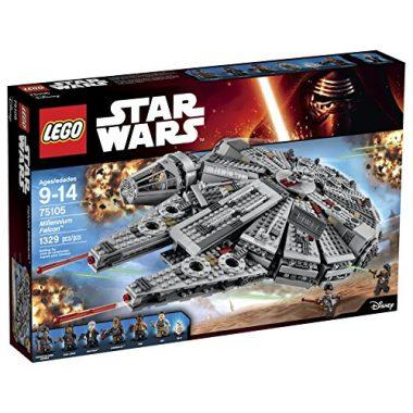 Star Wars Millennium Falcon Building Kit